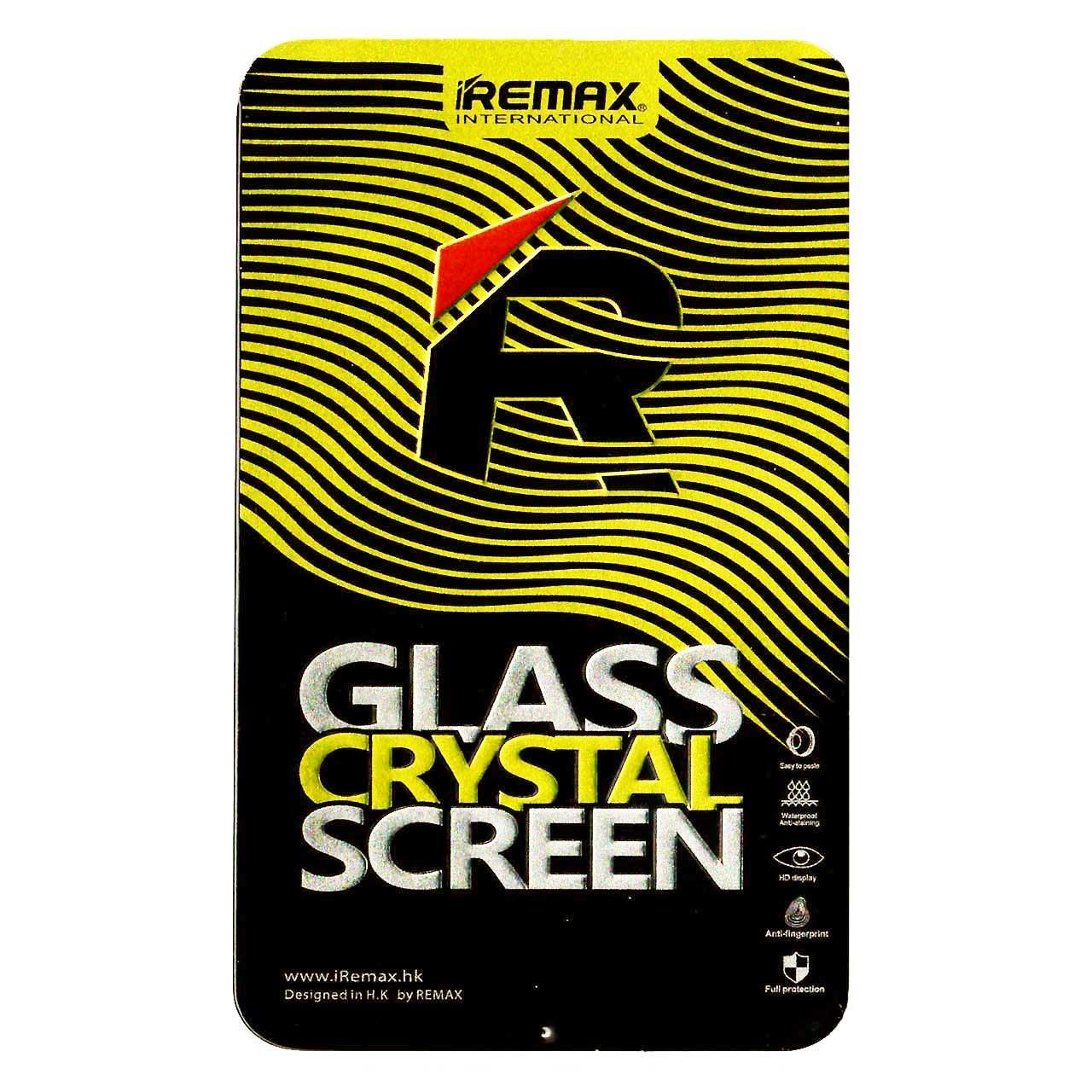 بررسی و {خرید با تخفیف} محافظ صفحه نمایش طلقی دوربین ریمکس مناسب برای کانن G5 X اصل