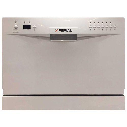 ماشین ظرفشویی رومیزی اکسپریال مدل XDW 6820 W
