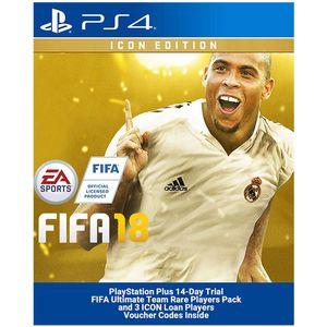 بازی FIFA 18 Icon Edition مخصوص PS4