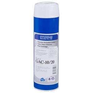 فیلتر کربن پودری تصفیه آب هیوندای واکورتک مدل GAC-10