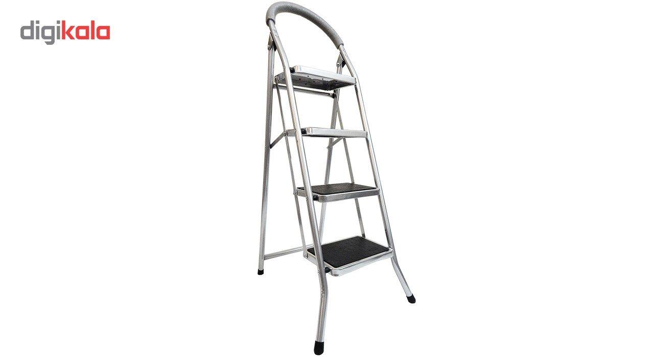 نردبان چهار پله فاتح مدل SiDaCo.Fa4s main 1 1