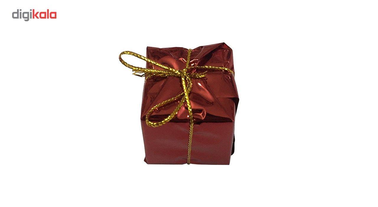 آویز درخت کریسمس سورتک مدل جعبه کادو بسته 12 عددی main 1 2