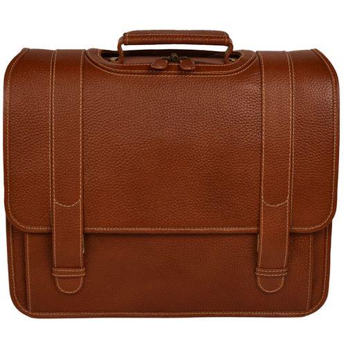 کیف اداری چرم طبیعی کهن چرم مدل 50 -LT1