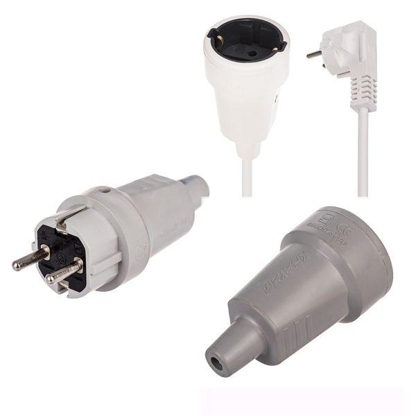 دوشاخه و پریز صنعتی خیام الکتریک مدل 6
