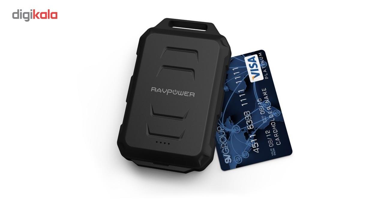 شارژر همراه راوپاور مدل RP-PB044 ظرفیت 10050 میلی آمپرساعت