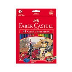 مداد رنگی 48 رنگ فابر-کاستل مدل Classic
