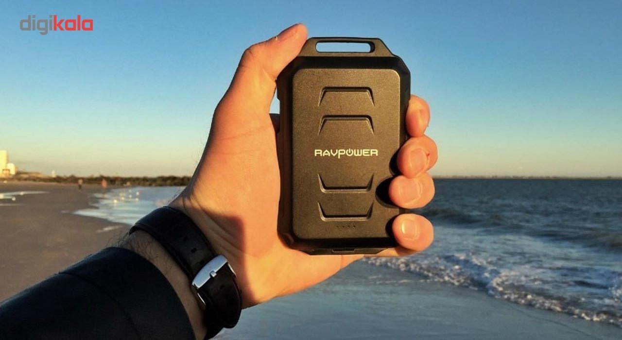 شارژر همراه راوپاور مدل RP-PB044 ظرفیت 10050 میلی آمپرساعت main 1 5