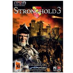 بازی کامپیوتری Stronghold 3 مخصوص PC