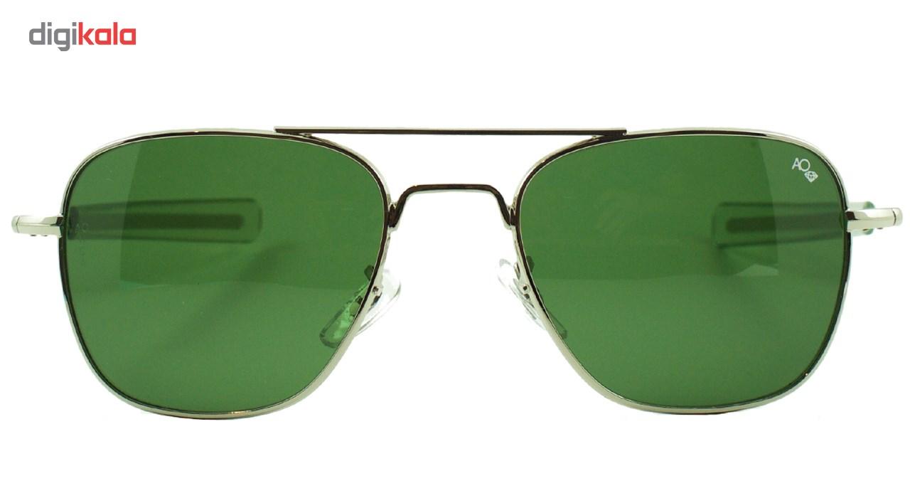 عینک آفتابی مدل AO Skymaster Chrome Series