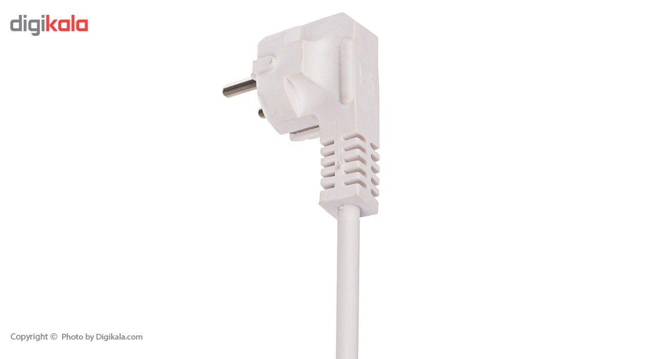 دوشاخه و پریز صنعتی خیام الکتریک مدل 6 main 1 3