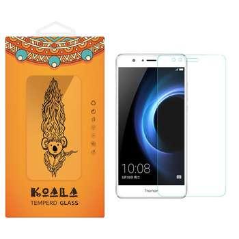 محافظ صفحه نمایش شیشه ای کوالا مدل Tempered مناسب برای گوشی موبایل هوآوی Honor 8