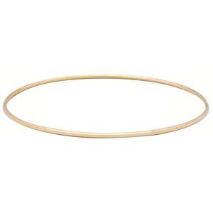 النگو طلا 18 عیار دخترانه گالری یار طلا کد AL50-1