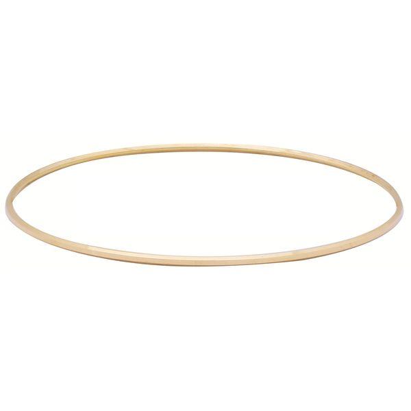 النگو طلا 18 عیار زنانه گالری یارطلا کد AL30-1