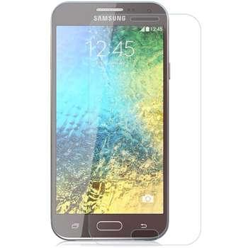 محافظ صفحه نمایش شیشه ای تمپرد هوکار  مناسب Samsung Galaxy E5