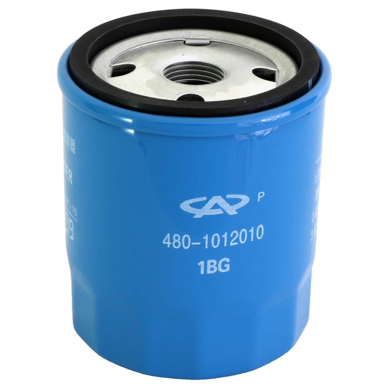 فیلتر روغن ام وی ام مدل 1012010-480 مناسب مدل های مختلف خودرو ام وی ام 315