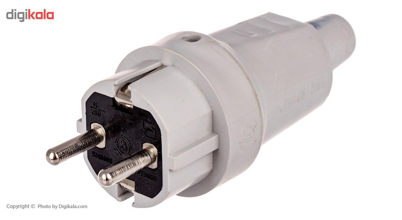 دوشاخه و پریز صنعتی خیام الکتریک مدل 6 main 1 6