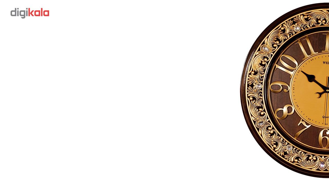 ساعت دیواری Welder مدل LUX