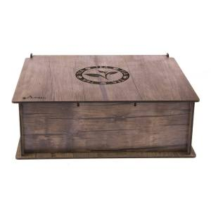 جعبه چای کیسه ای آمیتیس وود مدل Tea کد 229