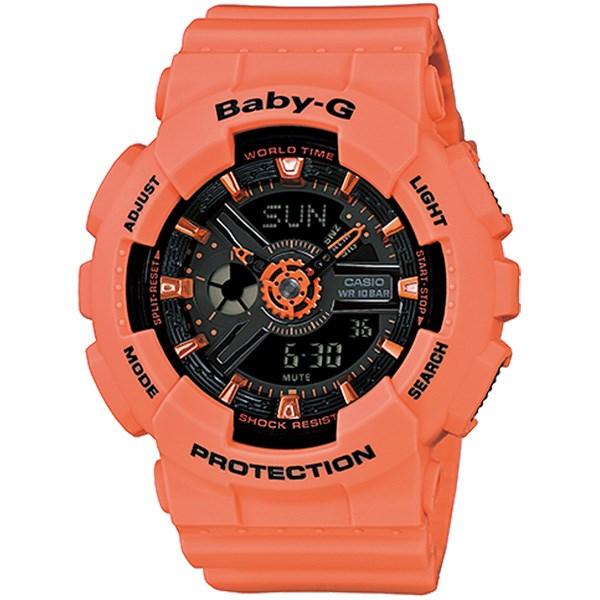 خرید ساعت مچی عقربه ای زنانه کاسیو BA-111-4A2DR
