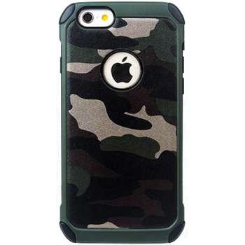 کاور طرح ارتشی مدل CAMO مناسب برای گوشی موبایل اپل آیفون 6/6s