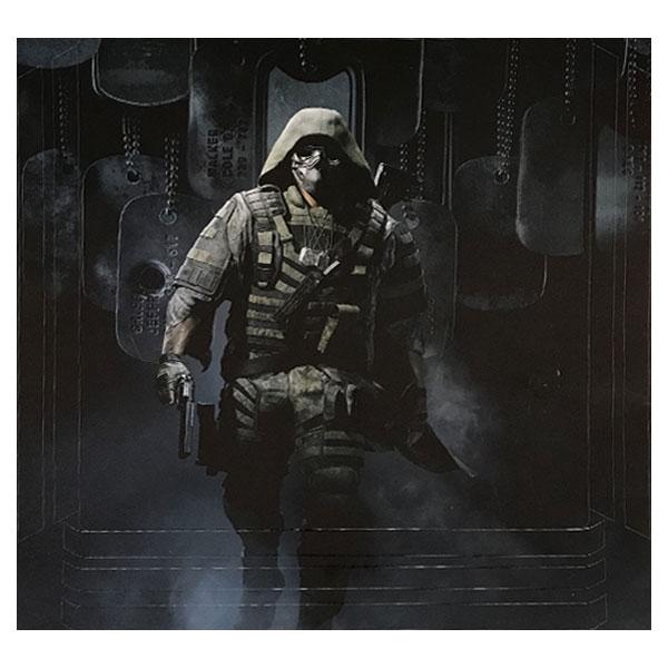 بررسی و {خرید با تخفیف} برچسب پلی استیشن ۴ پرو پاندا مدل Call Of Duty اصل