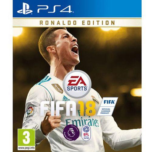 بازی Fifa 18 Ronaldo Edition مخصوص PS4