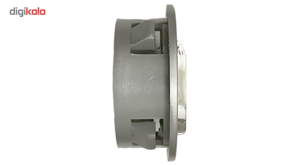قالپاق چرخ مدل سمند مناسب برای رینگ های آلومینیومی فابریک ایران خودرو بسته 4 عددی main 1 3