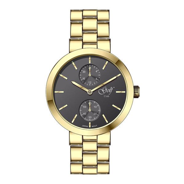 ساعت مچی عقربه ای زنانه گلف مدل L0115-3
