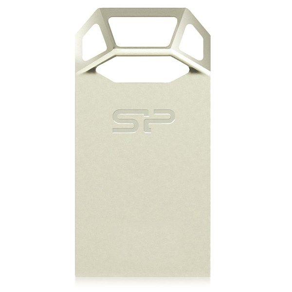 فلش مموری USB سیلیکون پاور مدل تاچ T50 ظرفیت 16 گیگابایت | Silicon Power Touch T50 Mobile USB 2.0 Flash Memory - 16GB
