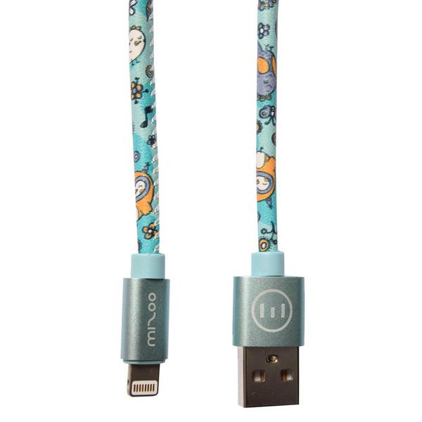 کابل تبدیل USB به لایتنینگ مکس تاچ مدل Mizoo به طول 1 متر