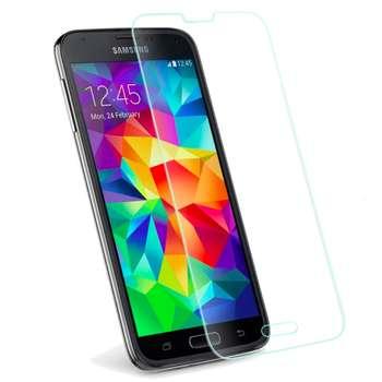 محافظ صفحه نمایش شیشه ای تمپرد هوکار  مناسب Samsung Galaxy S5