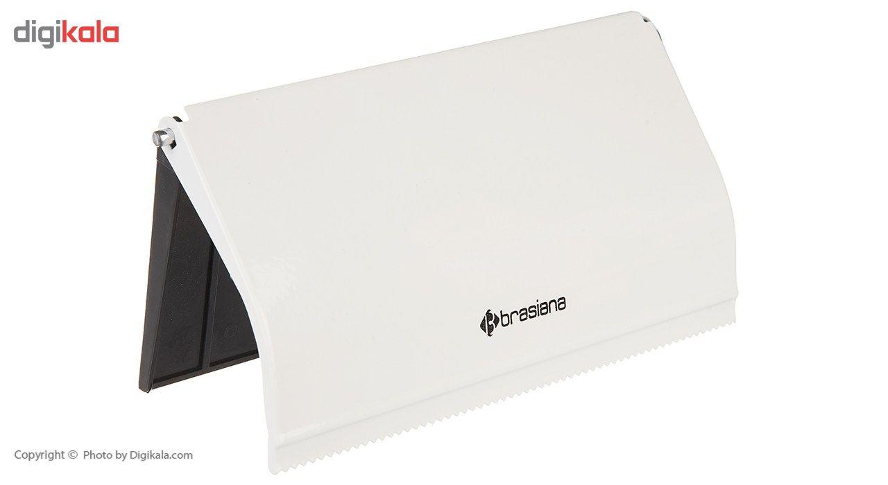 پایه رول دستمال کاغذی براسیانا مدل BRH-130W main 1 2