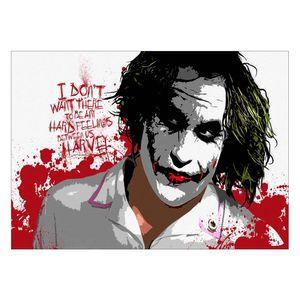 تابلو شاسی ونسونی طرح Joker Nurse سایز 50 × 70