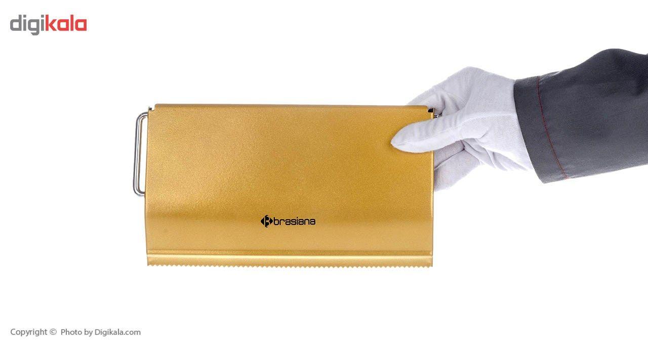 پایه رول دستمال کاغذی براسیانا مدل BRH-130W main 1 6