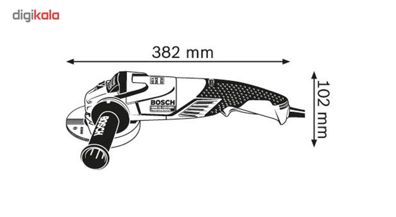 مینی فرز بوش مدل GWS 15-125 CIEH