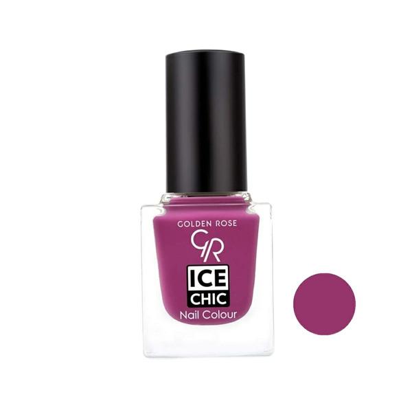 لاک ناخن گلدن رز مدل Ice chic شماره 31