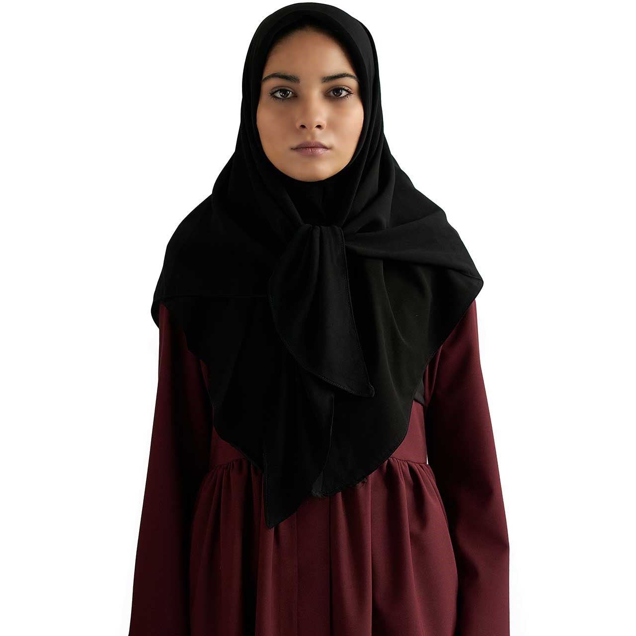 مقنعه فرشته حجاب فاطمی مدل 203020