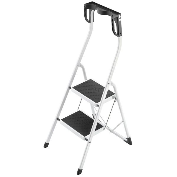 نردبان دو پله هایلو مدل Safety Plus-4342001