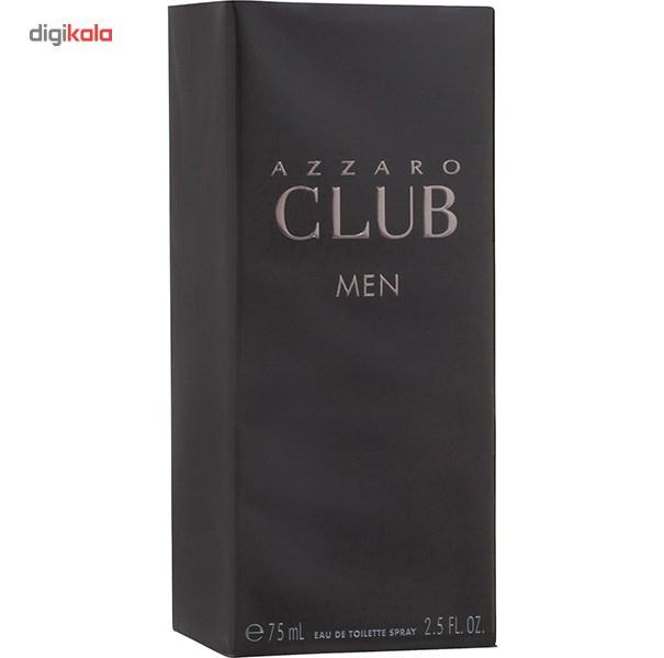 ادو تویلت مردانه آزارو Club Men حجم 75ml