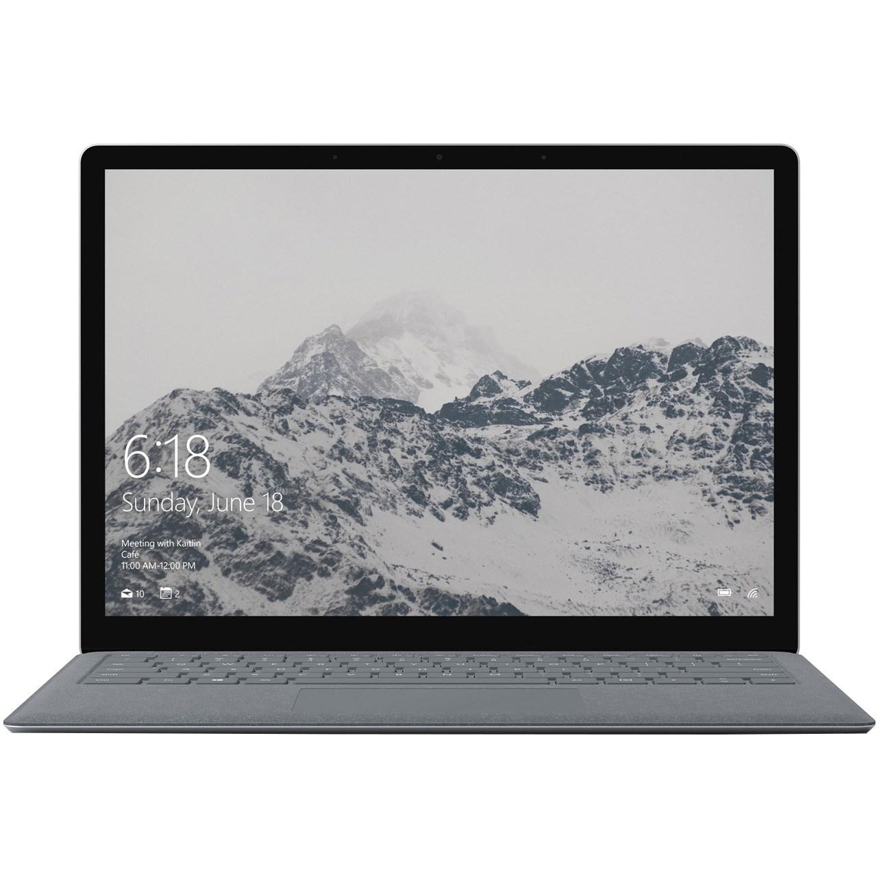 لپ تاپ 13 اینچی مایکروسافت مدل Surface Laptop - B