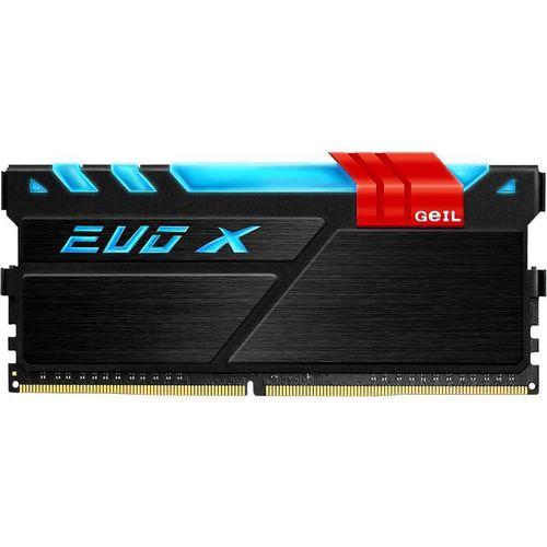 رم دسکتاپ DDR4 تک کاناله 2400 مگاهرتز CL17 گیل مدل Evo X ظرفیت 16 گیگابایت