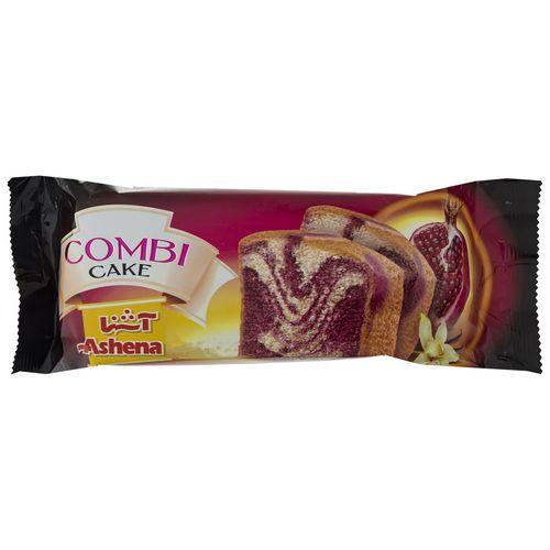کمبی کیک وانیلی اناری آشنا مقدار 150 گرم