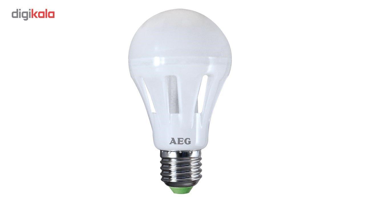 لامپ ال ای دی 8 وات آاگ مدل LK-N800 پایه E27 main 1 1