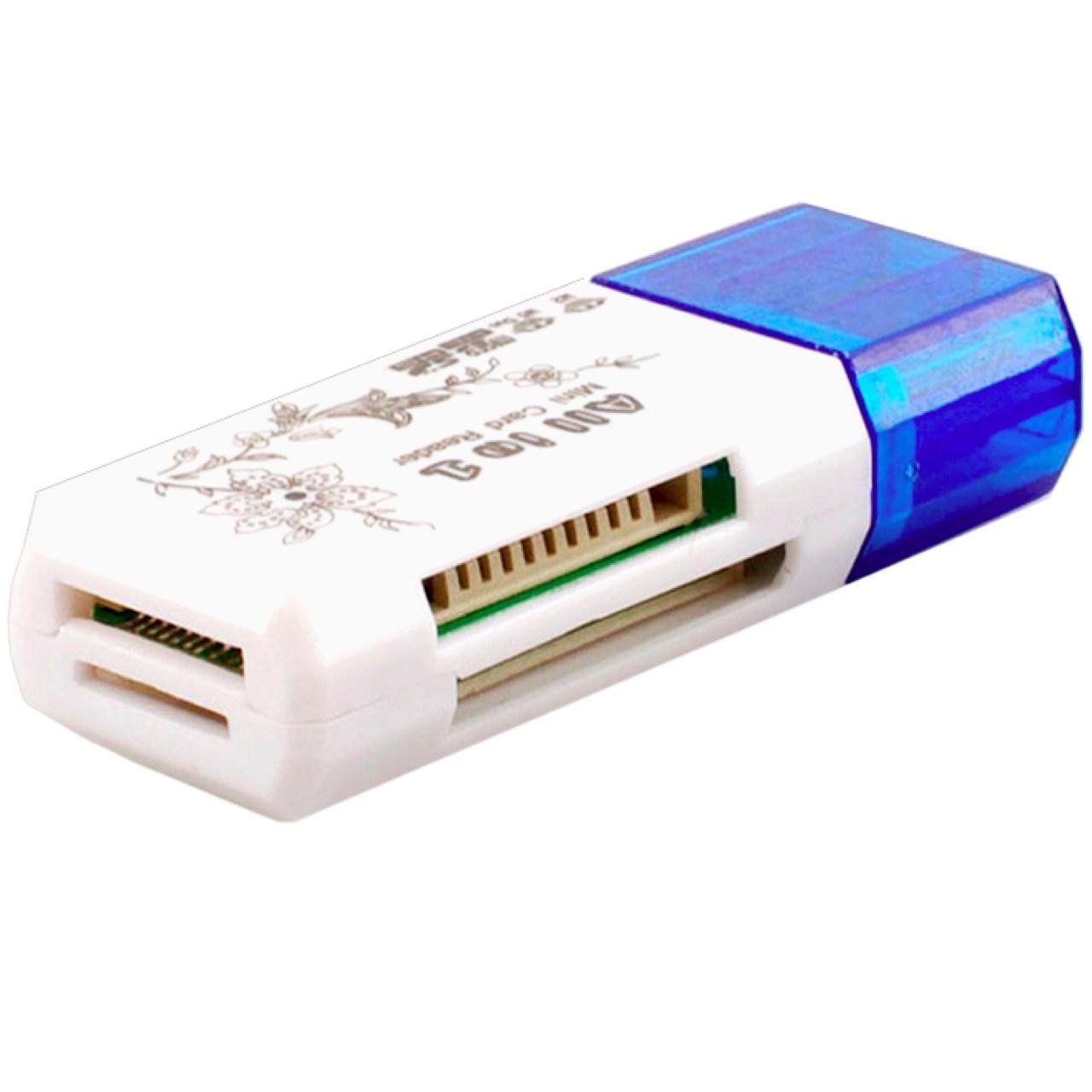 کارت خوان چند کاره ایکس پی _ پروداکت مدل USB-R111