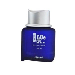 ادو تویلت مردانه مدل Blue for man حجم 100 میلی لیتر