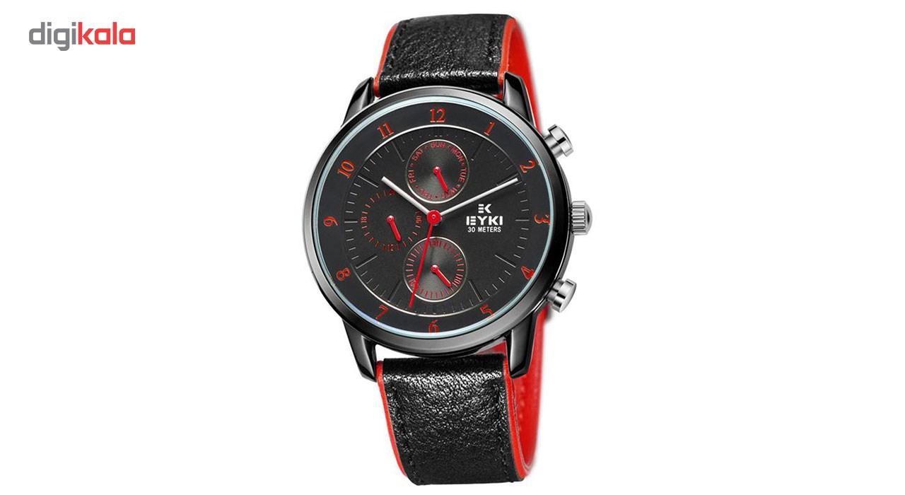 ساعت مچی  مردانه ایکی مدل EOVS8732L-RED              اصل
