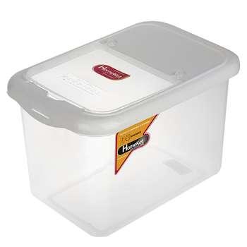 ظرف برنج هوم کت کد 0716 گنجایش 5 کیلوگرم