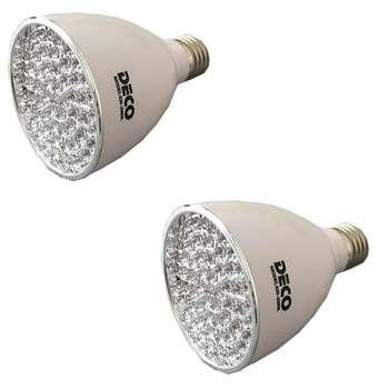 لامپ ال ای دی دکو مدل 2060L پایه E27 بسته 2 عددی