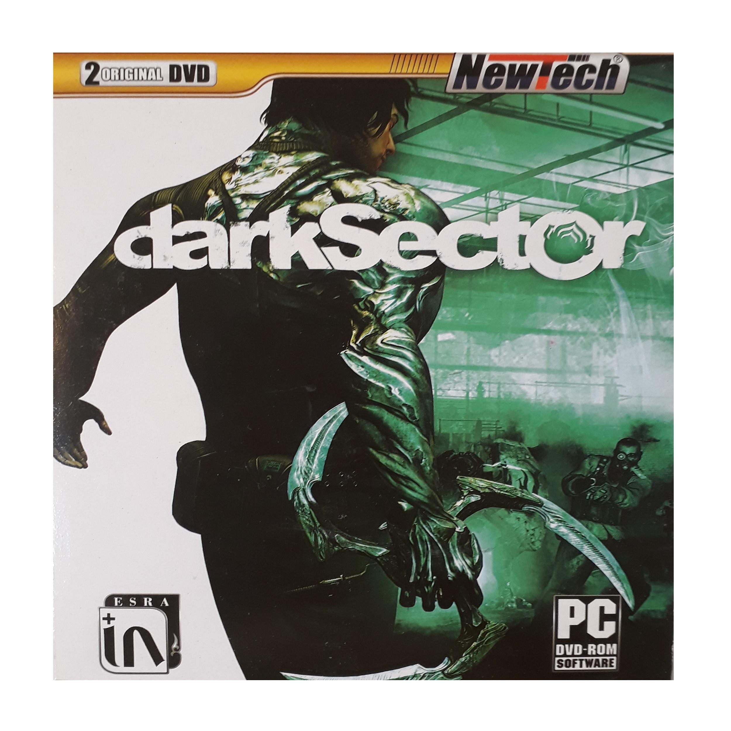 بازی dark sector مخصوص pc