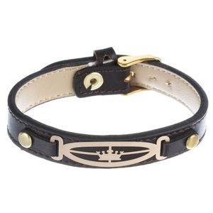 دستبند طلا 18 عیار ماهک مدل MB0675